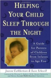 Helping Your Child Sleep Through the Night - Cuthbertson