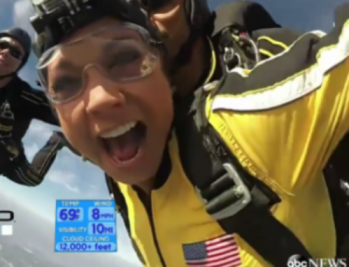 Ginger Zee's Most Extreme Sport Yet: PREGNANCY!