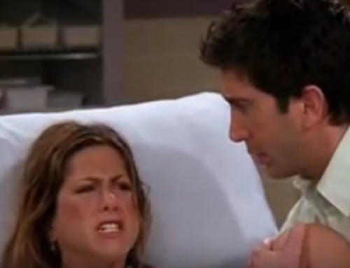 Throwback Thursday Labor Moment: Ross & Rachel